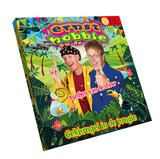 CD Geklungel in de Jungle; liedjes van de show_