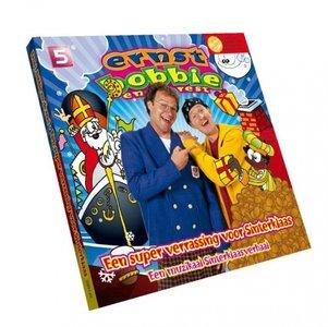 CD Een super verassing voor Sinterklaas