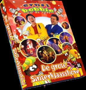 DVD De grote Sinterklaas show