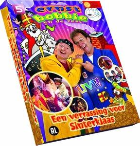 DVD Een verrassing voor Sinterklaas