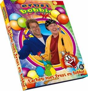 DVD Lachen met Ernst en Bobbie