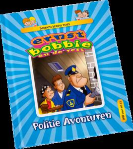 Leesboek Samen lezen met Ernst, Bobbie en de rest | Politie Avonturen